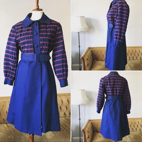 9278dde686b Vintage Jackets & Coats | 196770 Bill Blass For Bond Street Coat Nwt ...